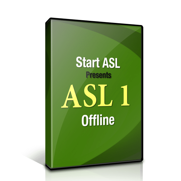 Start ASL 1 Offline Package