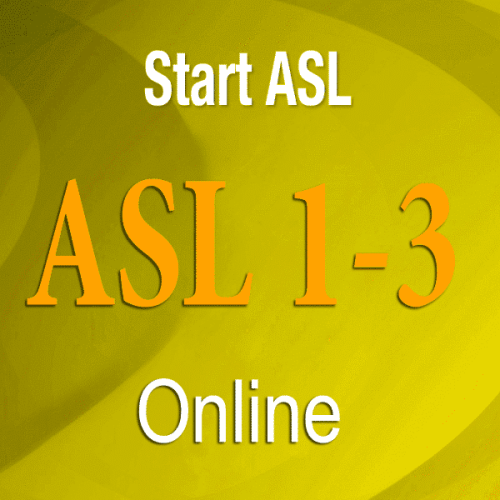 Start ASL Online (Discontinued)