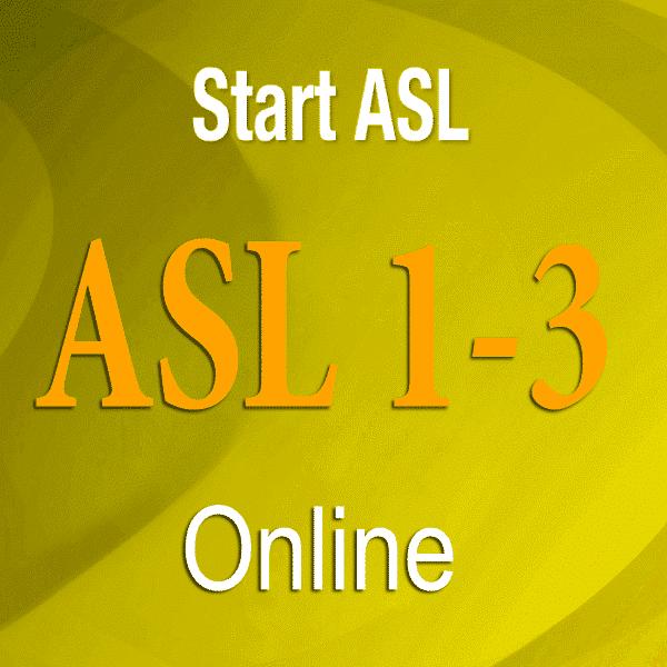 Start ASL Online (Discontinued)