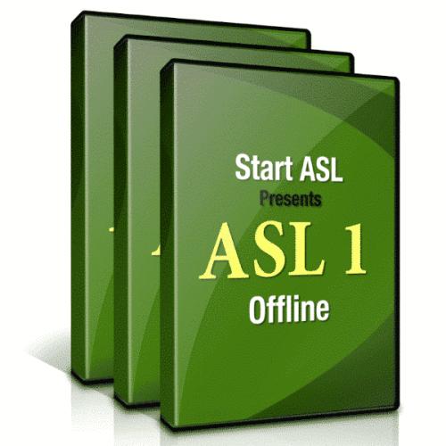 Start ASL Offline Package