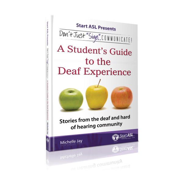 Book Hearing Guide: DJSC! A Student's Guide To The Deaf Experience (PDF E-book