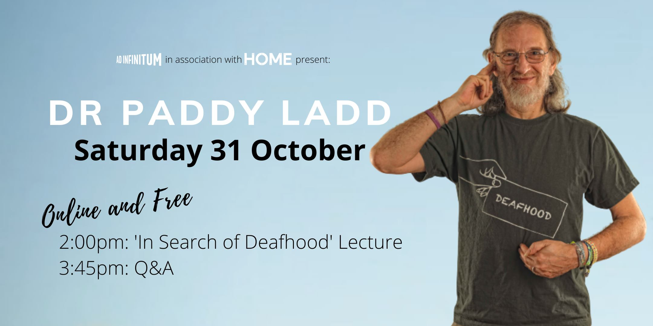 dr paddy ladd