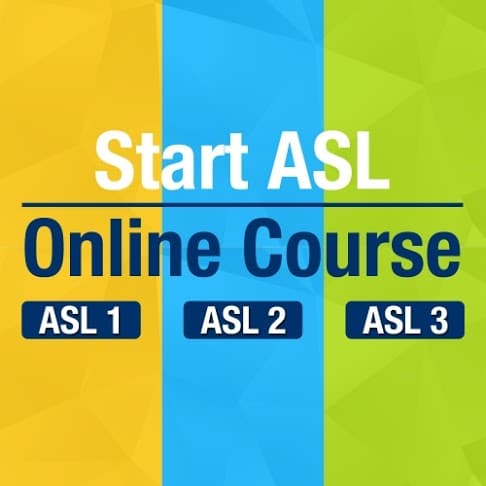 Start ASL Online Course