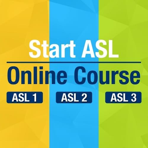 online asl curriculum