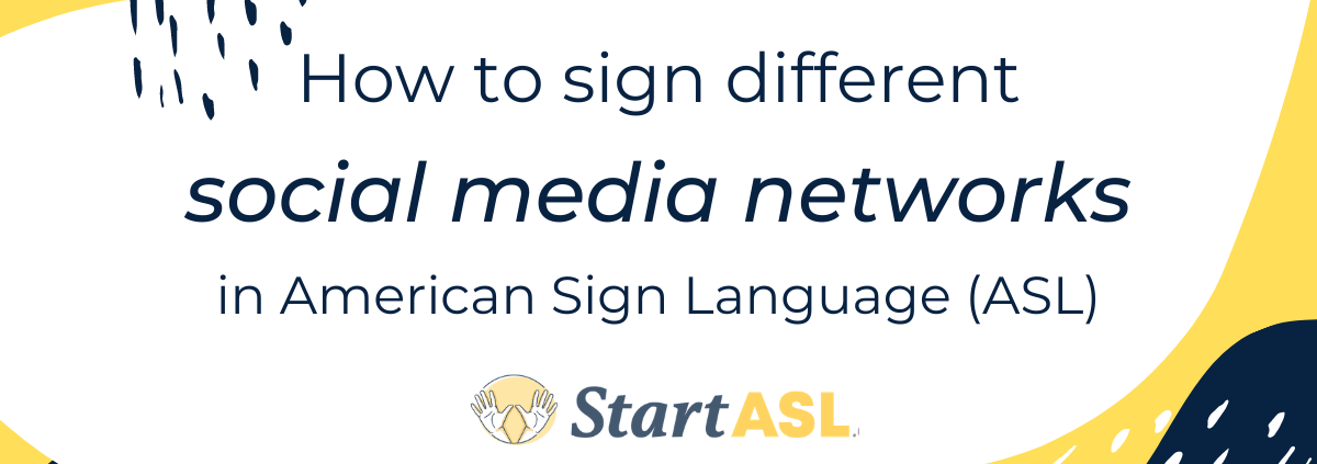 social media in ASL