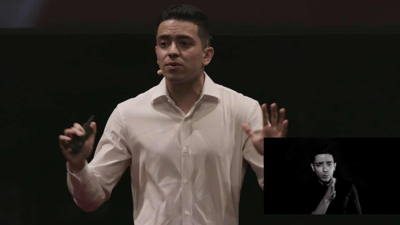 Austin Vaday - TEDx