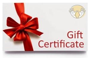 Start ASL Gift Certificate