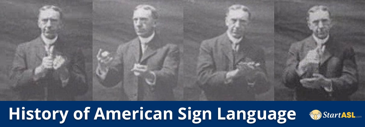 history of american sign language title