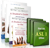 Start ASL Offline Curriculum