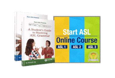 Start ASL Online Course - Silver Level