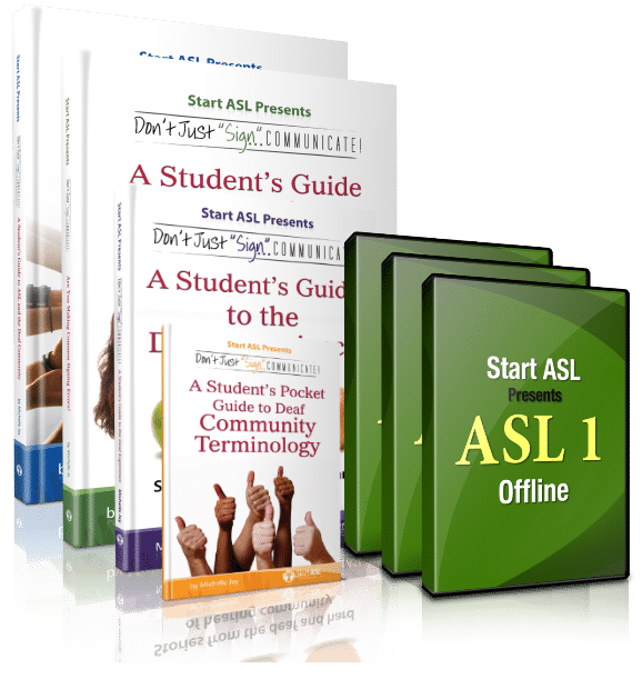 The Start ASL Offline Course