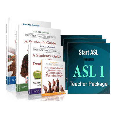 Start ASL Curriculum for Teachers