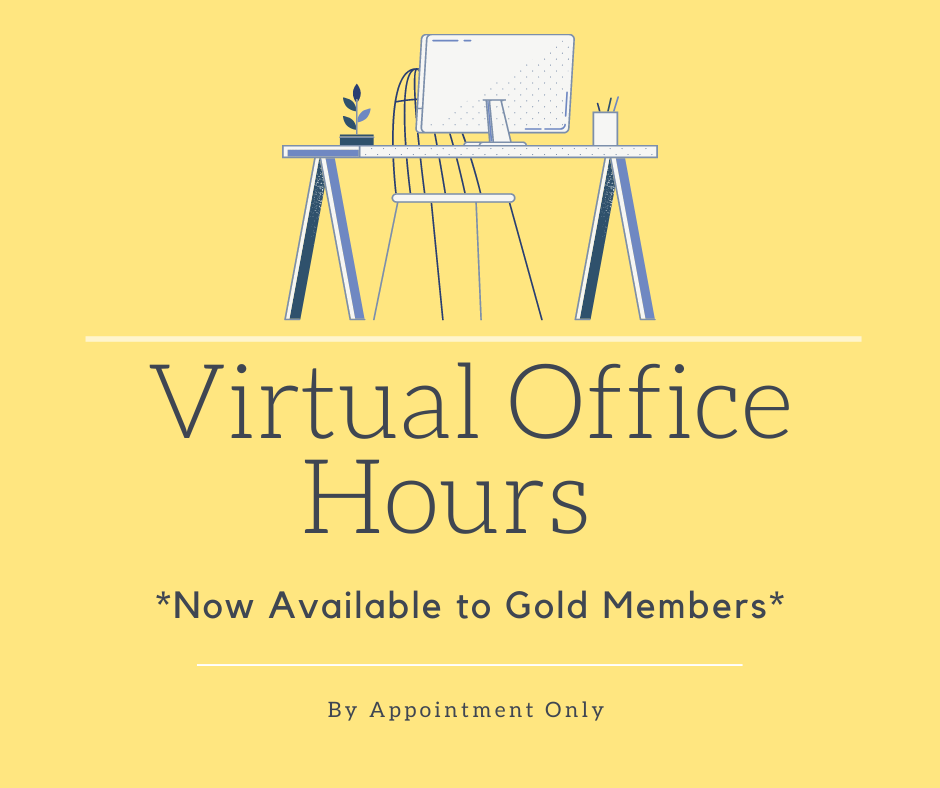 Start ASL Virtual Office Hours