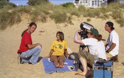 Film shooting of